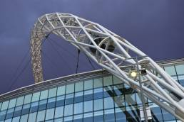 7 December: Did you know the curved arched on Wembley Stadium was #madeinsandwell by Angle Ring?