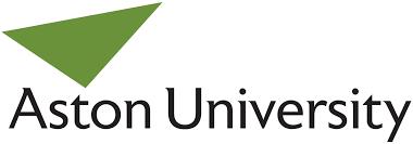 Aston university - green logo