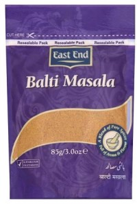 Balti Masala East End Foods