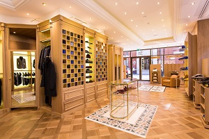 Franck Namani interior by Esprit UK