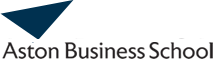 Aston Business School logo