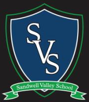 Sandwell Valley School logo