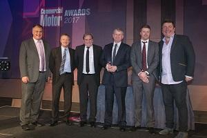 Bevan Group - Commercial Motor award