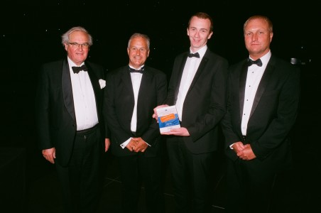 Client of the Year_Peter Wakeford, Stepnell and Sandwell Council