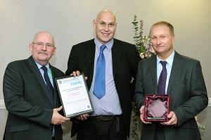 FSB Awards 2015 - Sandwell Council & John Poole_small
