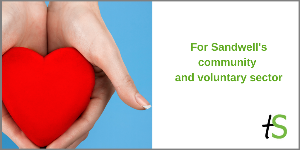 Coronavirus support for Sandwell;s community and voluntary sector