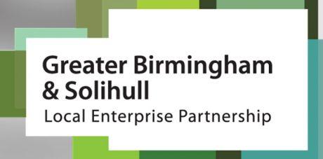 Greater Birmingham and Solihull Local Enterprise Partnership logo