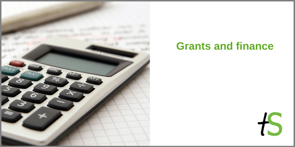 Grants and finance for Sandwell businesses