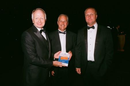 Innovation Award_Professor Ian Oakes, University of Wolverhampton and Sandwell Council