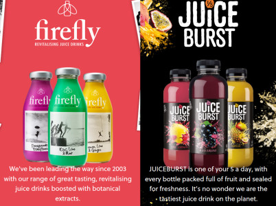 Purity Soft drink story image