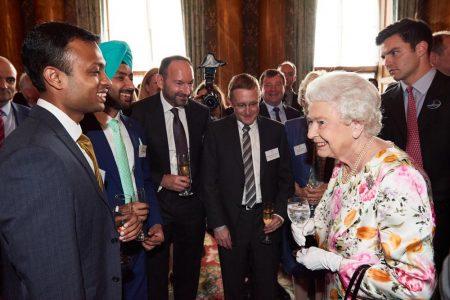 The UK's most prestigious business award