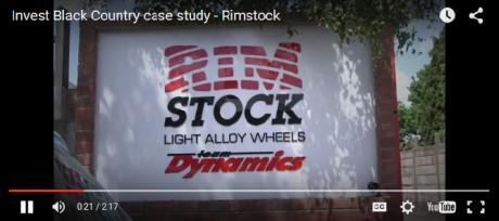 Rimstock screenshot