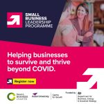 Small Business Leadership Programme poster