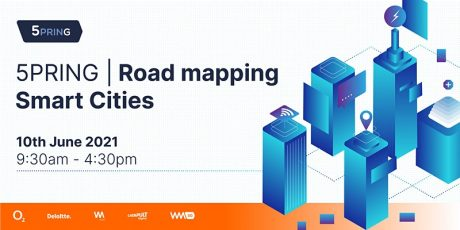 5PRING Road mapping Smart Cities