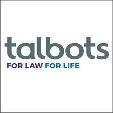 Talbots law logo