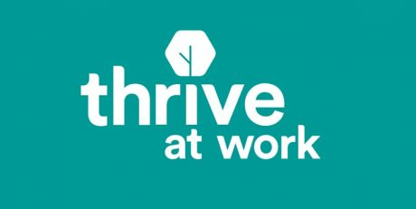 Thrive at Work logo
