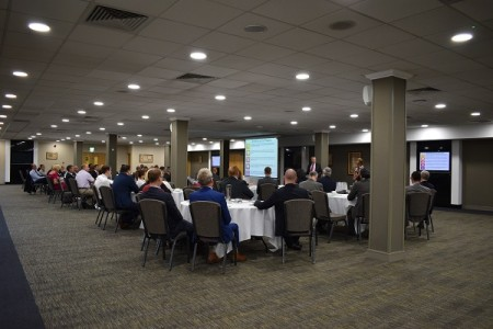 Top 50 breakfast event at The Hawthorns