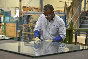 Troy Cunningham is a team leader at MiGlass
