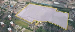 Whitehall Road Tipton site