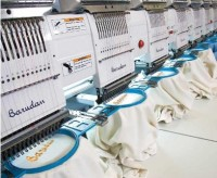 Wizard Pro Gear embroidery machinery