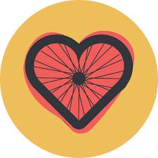 Cycling platform Love to Ride logo.