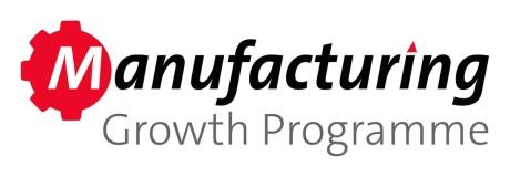 Manufacturing Growth Programme logo