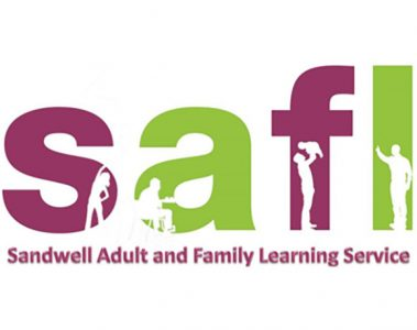 Sandwell Adult and Family Learning services logo