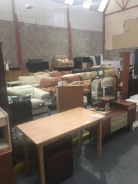 Inside CT Furniture's Sandwell store